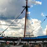Photo de Hector Heritage Quay