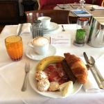 Великолепный выбор на завтрак