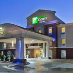 Welcome to the Holiday Inn Express & Suites-Alvarado