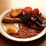 Fab Scottish cooked breakfast