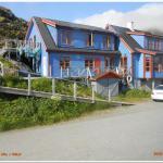 Hotel Arran Nordkapp Foto