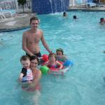 Family friendlyh pool