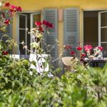 Deluxe room Orangerie terrace