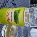 Ein neues leckeres Erfrischungsgetränk