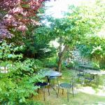 jardin du petit-déjeuner