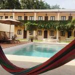Photo de Hotel Casa Lucia