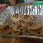 Chocolate Chip Pancakes!!