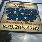 The Shake Shop