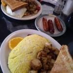 Breakfast is served!!