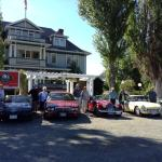 Old English car club members from Vancouver area