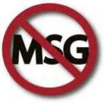 NO MSG in any of our dishes!