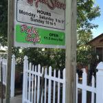 Exterior of Love Creek Orchards, Medina, TX