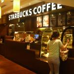 Starbucks Coffee, Kansai International Airport 2F Arrival Lobby