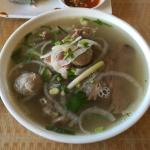 Special Pho - get it with fresh noodles!