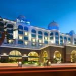 ラディソン ブル プラザ ホテル マイソール