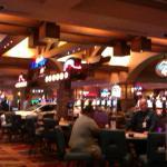 casino area