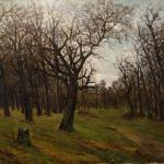 Ion Andreescu: Bare Forest