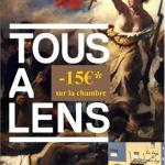 Remise sur votre séjour culturel du musée Louvres-Lens