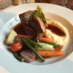Zdjęcie Restaurant Lorchstua