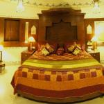 The Royal Suite is royal spacious room speaks the classic elegance of the past, traditional luxu