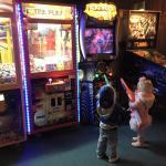 Kids areas