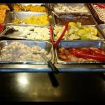 Salad/Fruit Bar