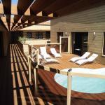 Patio, terrasse, piscine