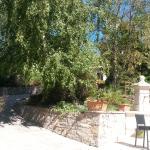 Vue du patio