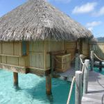 Foto de Bora Bora Pearl Beach Resort & Spa