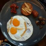 Breakfast at Amreli