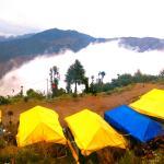Camp Dhanaulti Magic in mansoon
