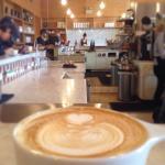 Lovin this latte a latte