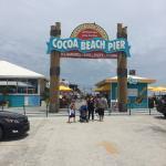A 1 hora a la playa Cocoa Beach
