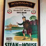 Photo of McGonagall's Steakhouse