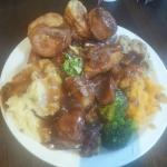 Gorgeous carvery !!