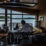 Foto de Gapahuken Restaurant