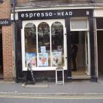 Espresso Head Open for Business on a Sunny Saturday