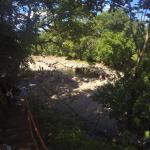 Los Cangilones de Gualaca
