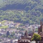 Lages des Hotels in Cochem