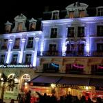 Hotel France et Chateaubriand resmi