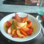 Foto de Hôtel Restaurant de la Pomme de Pin