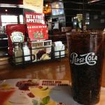 Cola and a veiw of the room, Applebee's  |  1204 18th St, Brandon, Manitoba R7A 5C3, Canada