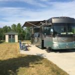 One of the best RV resorts in the USA! Pet friendly, beautiful large sites!