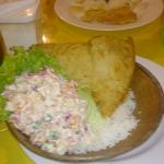 jantar em família maravilhoso local agradável, familiar e a comida fabulosa!