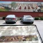 The Basque Mural, S Capitol Blvd, Boise, Idaho