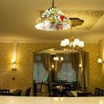Restaurant Stejaru - interior, terasa sala evenimente