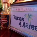 Taco y Salsa