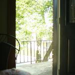 Balcony (Green Room)