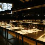 Onsite Wine Theatre experience