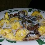 Pasta, breadstick, ravioli, calamari, Italian donuts and a lot more. ...